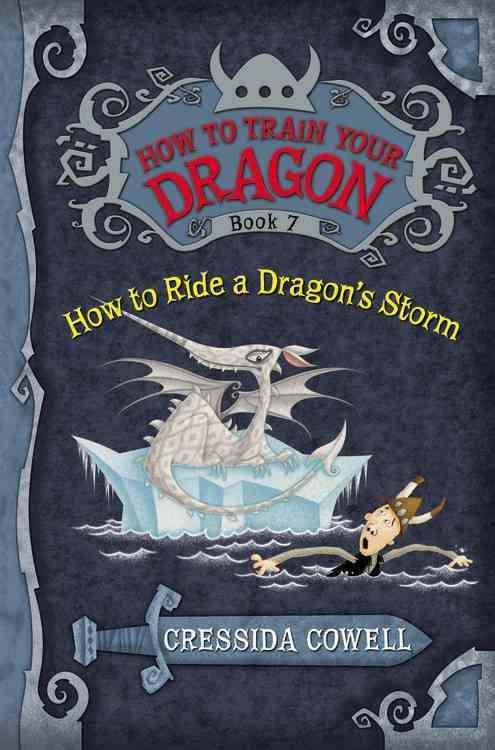 How to Ride a Dragon's Storm By Cowell, Cressida