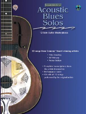 Acoustic Blues Solos By Dowling, Mike (COP)/ Petteway, Al (COP)/ Sultan, Kenny (COP)